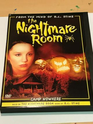 R.  L.  Stine The Nightmare Room Dvd