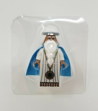 Vitruvius Lego Minifigure The Lego Movie (dvd Insert Figure)
