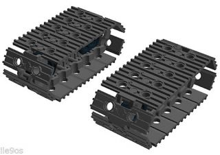Lego Large Tread Links,  Sprockes (technic,  Mindstorms,  Robot,  Excavator,  Bulldozer)
