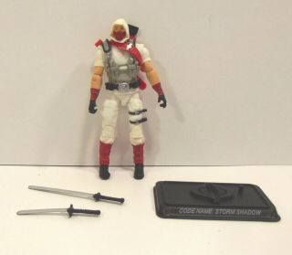 Gi Joe Cobra 25th 2008 Dvd Greatest Battle Storm Shadow Loose Complete No File