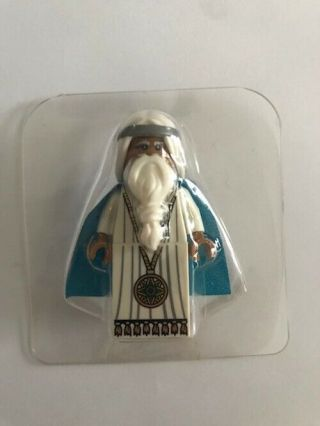 Lego Vitruvius Young Eyes From The Lego Movie Promo Dvd In Package