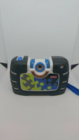 Fisher - Price Kid Tough Digital Camera Photo & Video 4x Zoom