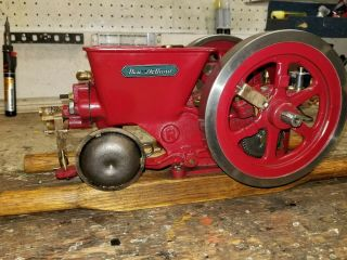 Holland Scale Model Hit And Miss Gas Engine