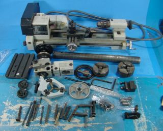 Me Emco Unimat 3 Hobby/ Watchmakers Lathe / Mill With Made In Austria