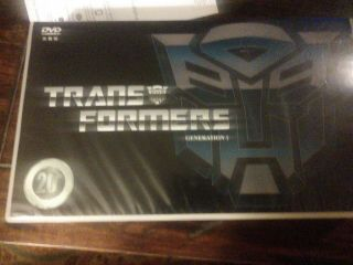 Transformers G1 Complete Series,  Movie Dvd (japanese)