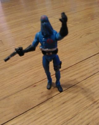 G.  I.  Joe 25th Anniversary Dvd Battle Pack M.  A.  S.  S.  Device Hooded Cobra Commander