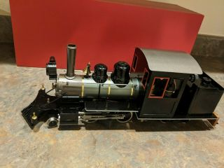 Accucraft Forney 2 - 4 - 4 Live Steam Train