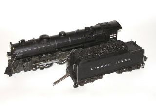 Lionel No.  763e Hudson Steam Locomotive W/ 2226wx Tender (dakotapaul)