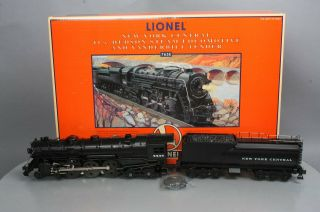 Lionel 6 - 18056 763 Nyc J1 - E Hudson Steam Locomotive W/vanderbilt Tender Ln/box