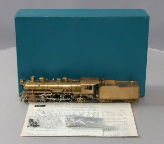 Northwest Short Line Ho Brass N&w Pacific Class E - 2a 4 - 6 - 2 Steam Loco & Tender