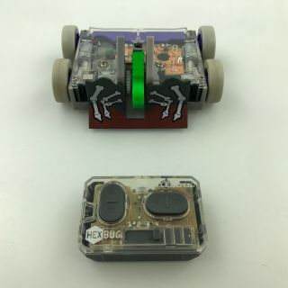 ✅ Hexbug Battlebots Rivals Witch Doctor Robot Rc Remote 100 Complete 2.  U1