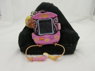 Littlest Pet Shop Lps - Virtual Pet Game Keychain,  2005 Hamster