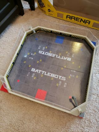 Hexbug Battlebots Arena Only Battleground Stadium