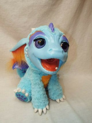 "Furreal Friends "" Torch "" My Blazing Dragon.  Moves,  Talks & More.  2015 Hasbro"