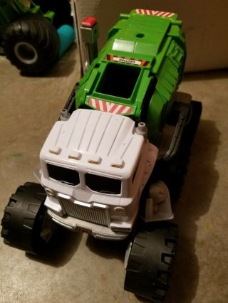 Mattel Matchbox Stinky The Garbage Truck Interactive Toy Talks