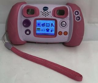 Vtech Kidizoom Camera Connect - Pink Children Kids Toys Games