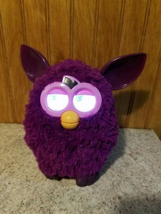2012 Hasbro Purple Furby - Good