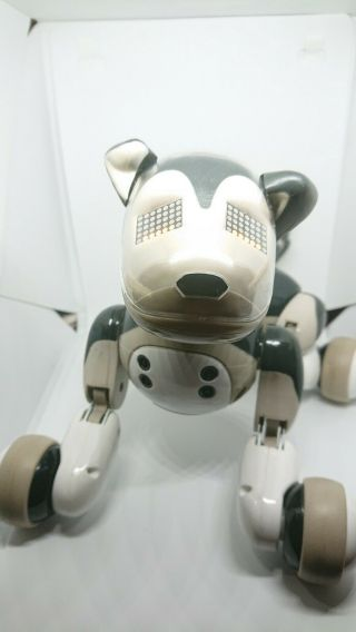 Zoomer Best Friend Shadow Robotic Interactive Dog Puppy