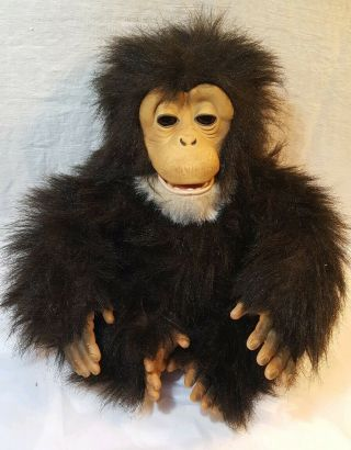 Furreal Friends Cuddle Chimp Chimpanzee Interactive Pets 75798