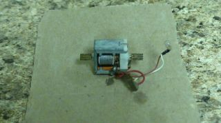 Schaper Stomper Semi Motor With Light