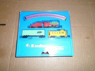 Kader Battery Operated Mini Train N Scale