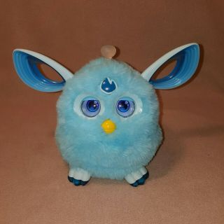 Furby 2016 Connect Friend Bluetooth Electronic Pet Great Blue