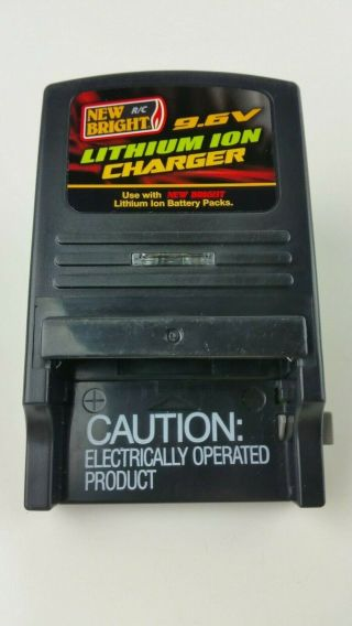 9.  6v Bright Rechargeable Battery Charger Rc Lithium Ion Or
