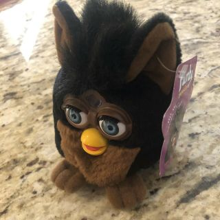 "1999 Furby Buddies ""gorilla"" Furby Plush With Tag"