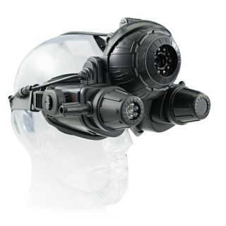 Eyeclops Night Vision Infrared Stealth Goggles
