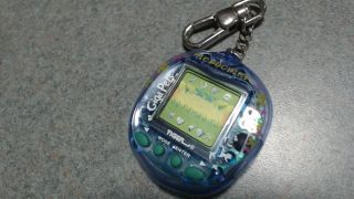 Giga Pet Microchimp 1997 Tiger Electronics -