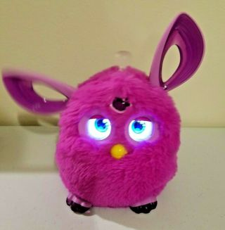 Hasbro Furby Connect 2016 Pink Pet Soft Plush