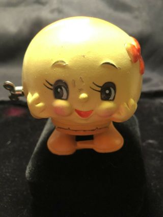 Vintage Wind Up Toy.  Wind It Up And It Walks.  Made In Hong Kong