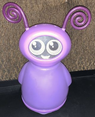 "Fijit Friends Purple ""willa"" Talking Interactive Mattel"