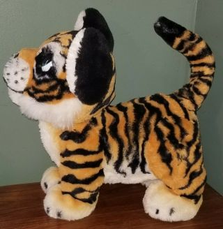 Furreal Roarin Tyler The Playful Tiger Great Interactive 16 ""