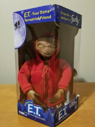 E.  T Furby.  Limited Edition.