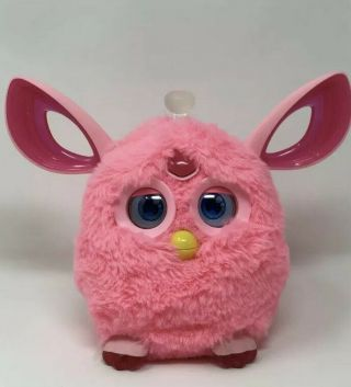 2016 Furby Connect Hasbro Pink Bluetooth Interactive Talking Toy