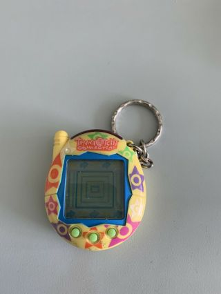 Tamagotchi Connection V3 Yellow Stars
