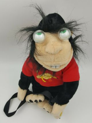 Spanky The Monkey Novelty Humping Toy By Gemmy 2004 Sound Motion Work Gag Gift