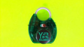 Yak Bak Guard Handheld Voice Recorder Toy,  1998,  Yes Entertainment