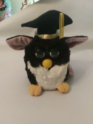 Furby Scholar Good Shape In Tiger Electronics