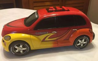 Toy State Road Rippers Chrysler Pt Cruiser Toy Car Lights Sounds Movement Song