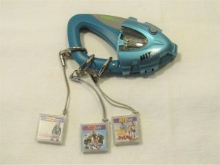 2002 Tiger Electronics Hit Clips With 3 Songs Sugar Ray,  Brittney Spears