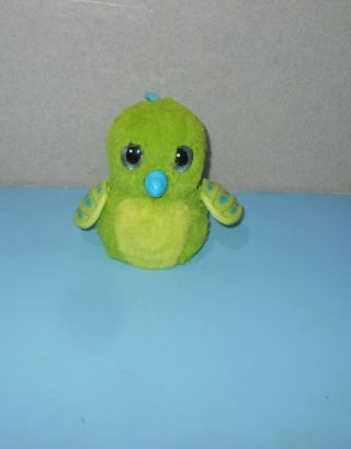 Spin Master Hatchimals Draggle Green Dragon Electronic Interactive Plush Toy