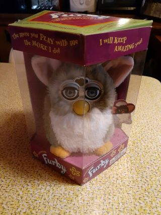 Tiger Electronics Furby Model 70 - 800 / Package