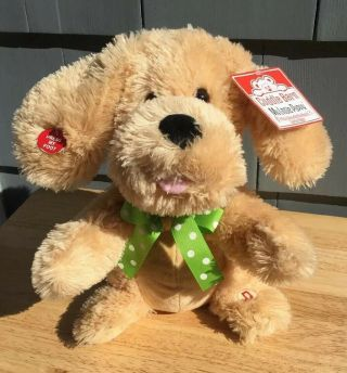 Cuddle Barn My Little Puppy - Animated Plush - Happy/ Clap Your Hands Song - Read