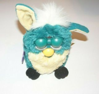 1999 Blue & Yellow Furby