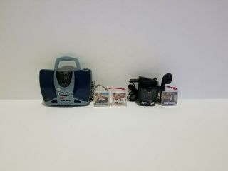 Tiger Electronics Hit Clips Music Players,  3 Songs