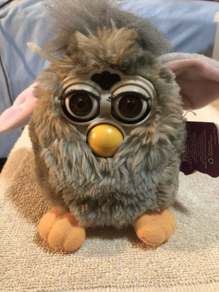 Wolf Furby Not Ear Needs Reattachment Tiger Electronics