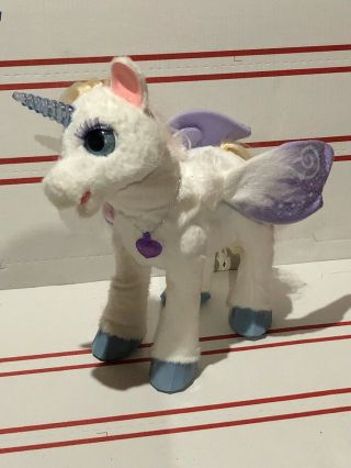 Starlily My Magical Unicorn Furreal Friends Interactive Hasbro 2014.