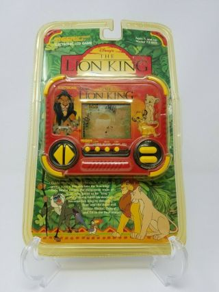 The Lion King | Disney Handheld Game | Package & Contents